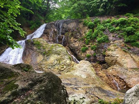 雷霆の滝⑤