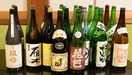 20回日本酒