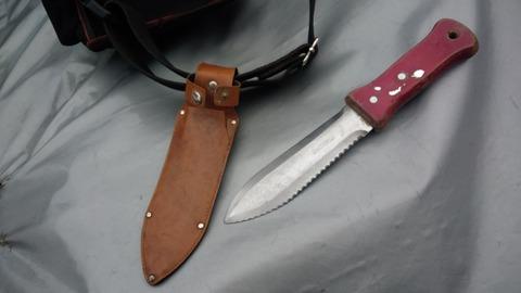 山菜ナイフ