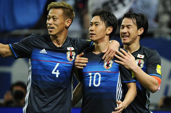 本田と香川・・・日本代表がGL突破するには、選ばざるをえない程状態を上げてきたんだが・・・