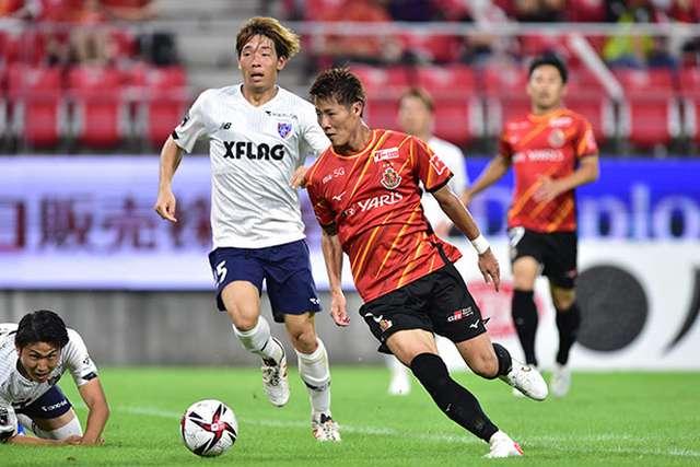 名古屋グランパス、FC東京に3発勝利!ルヴァン杯準決勝第1戦