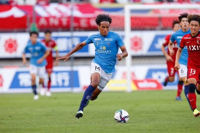 【J1第31節】横浜FC、鹿島に2発勝利で5試合ぶり白星!