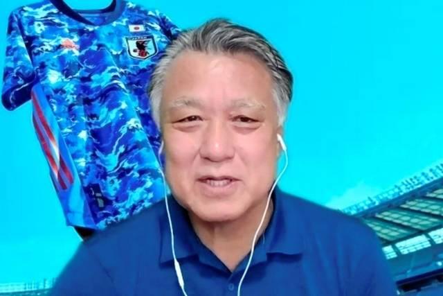 田嶋会長、森保監督の進退問題について「考えるタイミングではない」