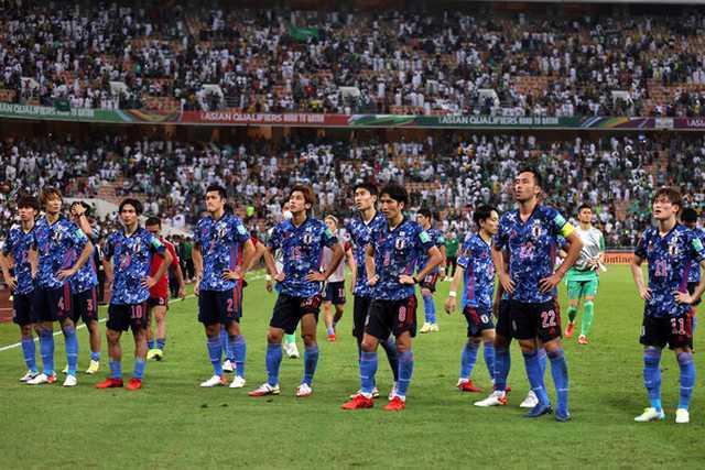 日本代表、サウジアラビアに完封負けで2敗目