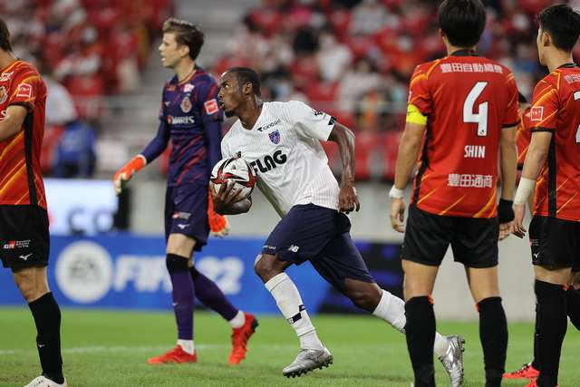 FC東京、名古屋に3失点敗戦 ルヴァン杯準決勝第1戦