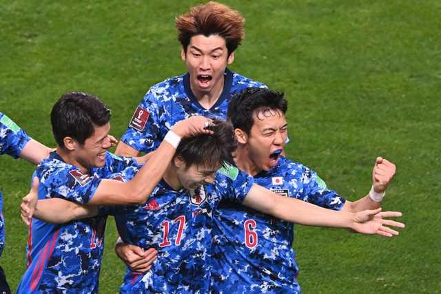 日本代表、ホームでオーストラリアに勝利!W杯アジア最終予選第4節
