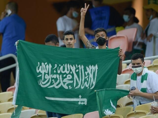 サウジアラビアが4連勝で首位浮上、日本は4位後退
