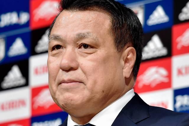 田嶋会長、オーストラリア撃破に「選手、森保監督、チーム全体が…」