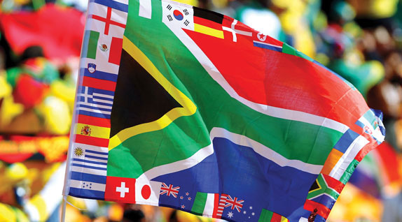 南アフリカワールドカップ