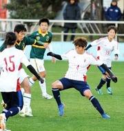 なでしこジャパン、男子高校生に12失点完敗・・・スピードとパワーに圧倒される