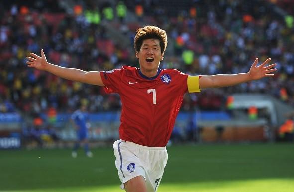 5秒で考えた韓国人サッカー選手の名前