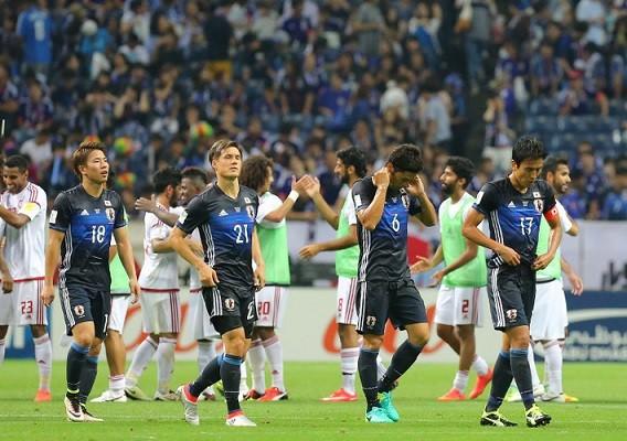 日本は2節以降これだけ稼いでやっと首位って、初戦負けの影響でかすぎだろ