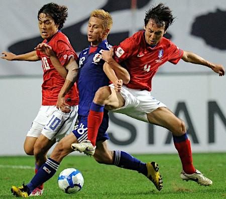 サッカーでは「日本より韓国の方がフィジカル強い」って定説あるけど何でなん?