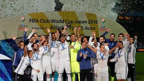 クラブW杯決勝後のレアルスレの反応