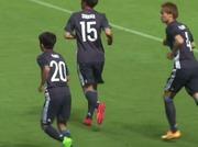 U20日本、ホンジュラスに逆転勝利!久保君は周りに格の違いを見せつけた模様