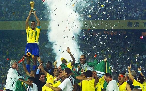 ブラジル優勝