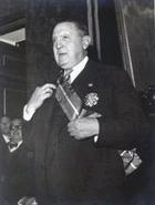 サンティアゴ・ベルナベウ会長