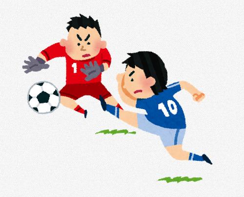 小学生友「サッカーやろうぜ!たかし君はキーパーね!」 俺「え?あぁ、うん…」