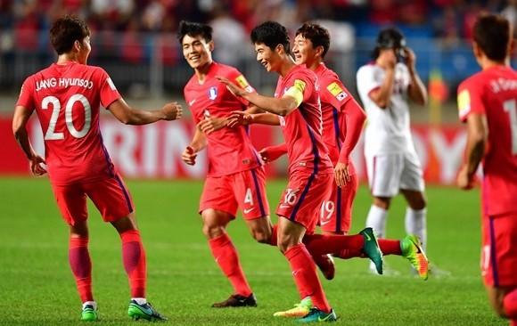 韓国史上最強布陣、ロシアW杯まで完成間近!