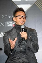 中田英寿、アジア代表でFIFA入り決定!オファーを受け快諾