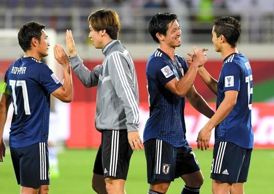 日本代表、アジア杯GLで