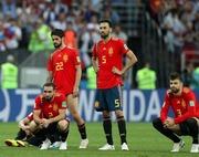 【悲報】今のスペイン代表、知らない選手だらけ