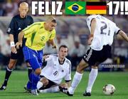 元祖ロナウド、ブラジル人挑発のクロースをフェイスブックで挑発www