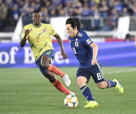 やっぱ日本代表って中島のチームだよな、コロンビア相手にあの活躍は凄いわ