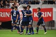 コスタリカ戦に快勝した日本代表