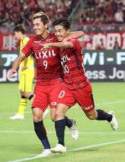 鹿島、初のACLベスト4進出!天津権健を2戦合計5-0で撃破!