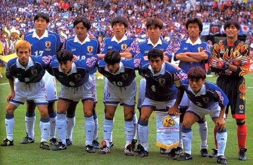 フランスW杯日本代表