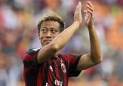 本田、J復帰を否定!「僕がいなくても日本で頑張っている選手がたくさんいる」