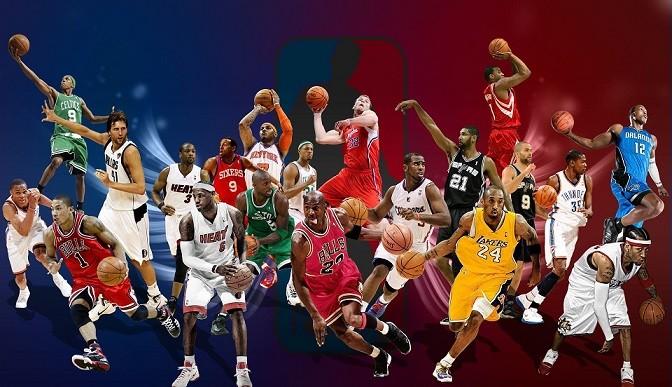 NBAの選手達