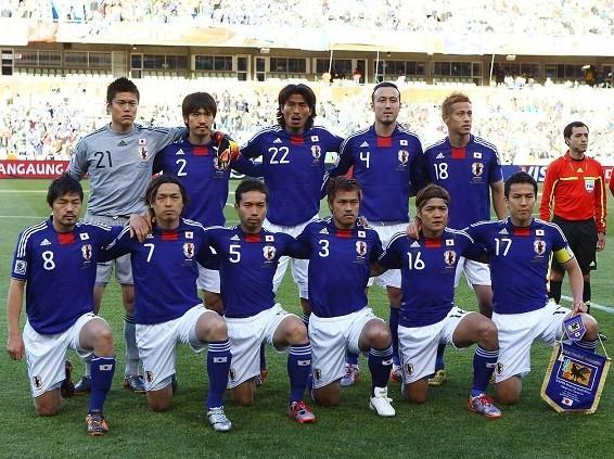 南アW杯の日本のスタメンって最高のメンバーだったよな、全員が良かった