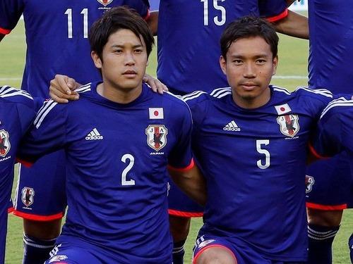 内田と長友