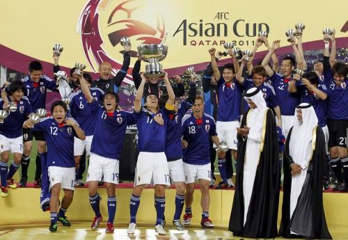 サッカー日本代表のピークはいつなのか