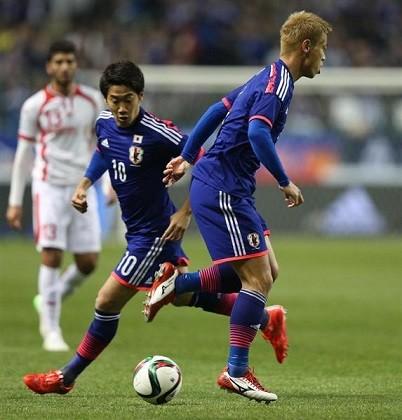 日本代表のサッカーにありがちなこと
