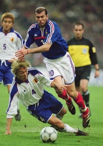 日本vsフランス