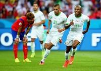 アルジェリア勝利