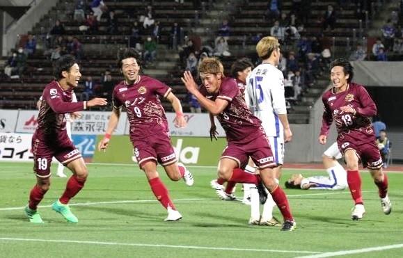 J2新参のFC琉球が開幕4連勝で首位←これマジで凄くね?