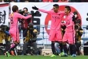 【ゼロックス杯】鹿島が浦和に3-2で勝利!今季初タイトル獲得