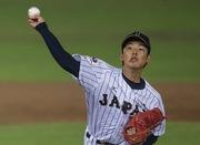 【野球W杯】本田圭佑、韓国相手に12奪三振の力投で勝利に貢献!