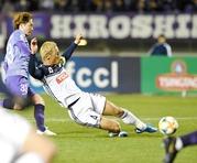 【ACL】本田が12年ぶりの日本で凱旋ゴール!チームは広島に1-2で敗戦