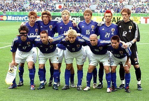 日韓W杯の日本代表とかいう最高にイキリまくってた集団wwww