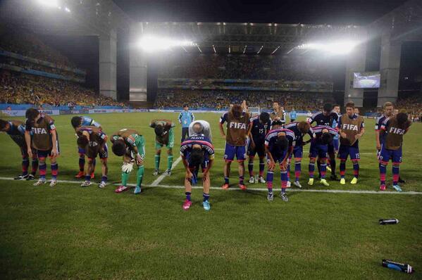 日本サッカーが弱いのは体格的に仕方ないという風潮