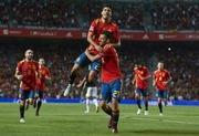 【悲報】W杯準優勝のクロアチア、スペインに6-0でボコられる