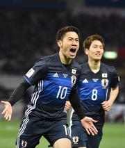 日本、タイに4-0で勝利!香川先制弾!久保は1ゴール2アシストの大活躍!
