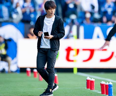 【ガンバ大阪】サッカーに飢えている。