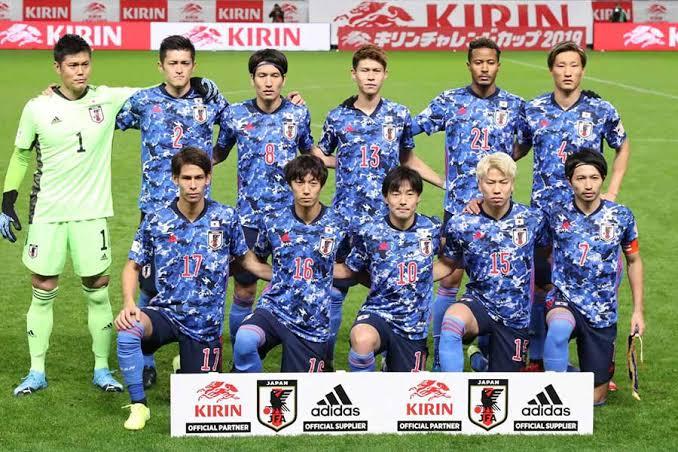 【速報】W杯アジア2次予選 日本対キルギス スタメン発表!