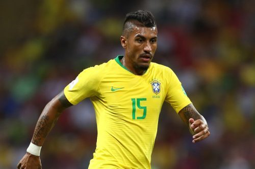 ブラジル代表パウリーニョ、広州恒大へ電撃復帰…バルサからレンタル